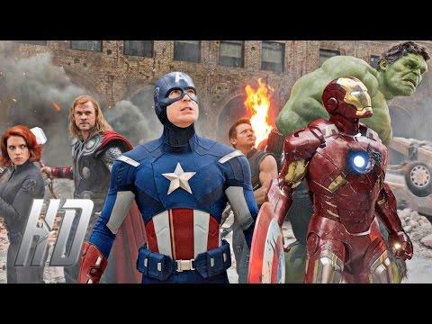 Nickelback  Hero  The Avengers