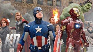 Nickelback - Hero - The Avengers