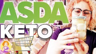 Asda Keto Grocery Shopping List 🛒 Low Carb Food Haul On A Budget 2019 #13