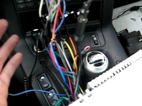 2005 Trailblazer Radio Wiring Diagram Exorcised E36 Youtube