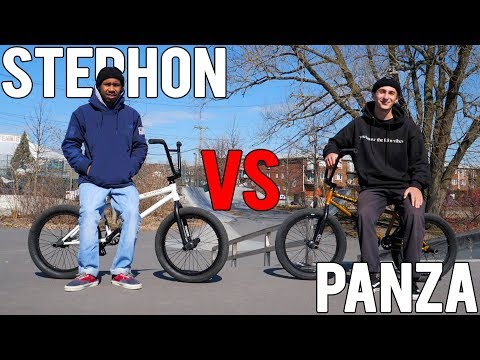 ANTHONY PANZA VS STEPHON FUNG GAME OF BIKE (2019)