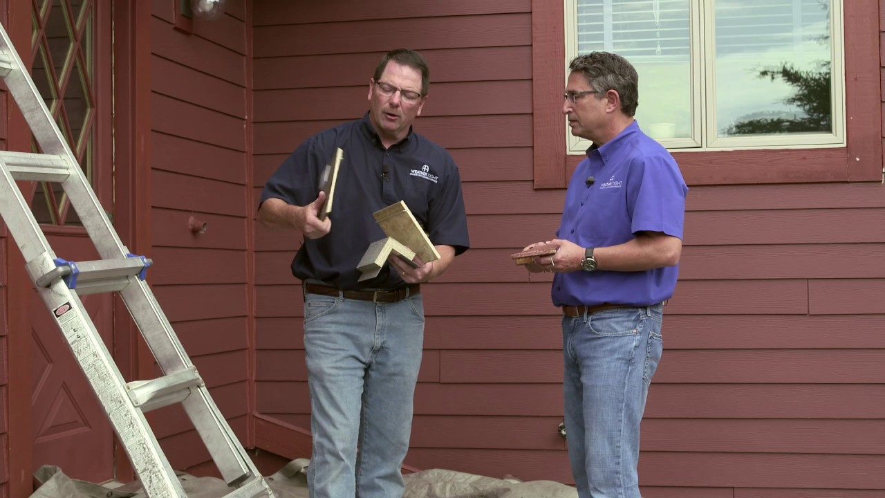 The Advantages Of Engineered Wood Siding