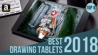 Top 8: Best Graphic Drawing Tablets for Beginners of 2018 Under 200$