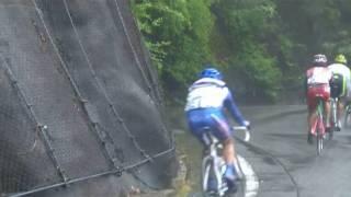 2008年ツール・ド・熊野 第2ステージ 千枚田