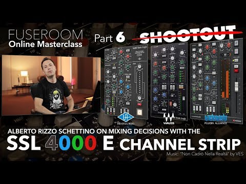 Comparing Mixes On 3 Different Ssl Channel Strip Plugins Youtube