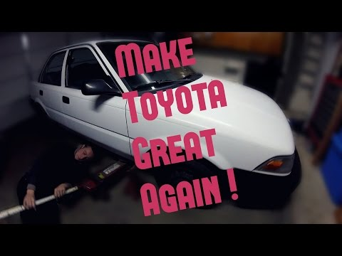 Spray Paint fixed Everything ! | Poland Garage