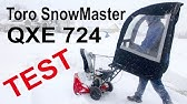 NEW 60-Volt Battery Snow Blower from Toro - YouTube