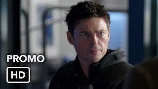 Almost Human 1x09 Promo (HD) with Gina Carano