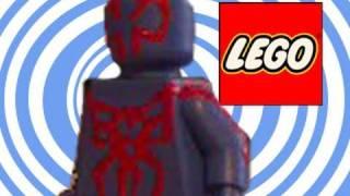 Spider-man 2099 - LEGO Tutorial