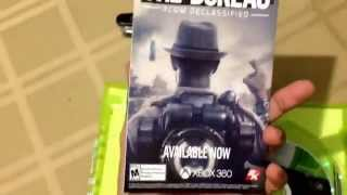 Unboxing essentials collection   Bioshock, borderlanda, Xcom