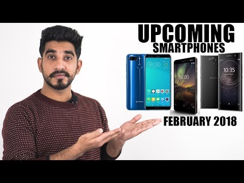 Top Upcoming Smartphones Expected To Launch in February 2018 in India [Hindi-हिन्दी]