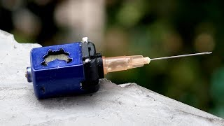 3 Amazing Life Hacks For DC Motor