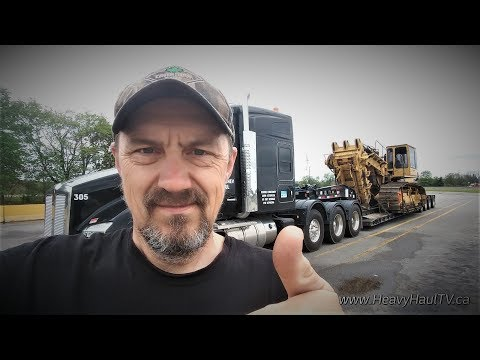 KENWORTH HEAVY -- Episode 57 -- Fort Erie, ON