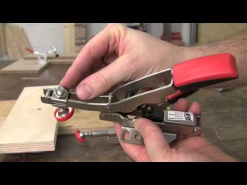 Toggle Clamps Product Tour