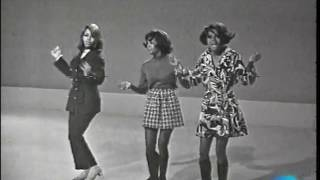 Diana Ross & Supremes You Keep Me Hanging On (HQ Audio)