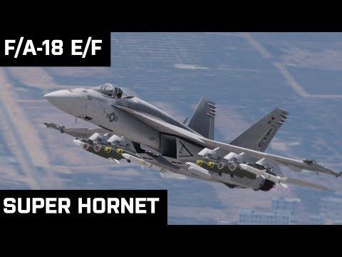 F / A-18 Super Hornet от John_Spartan, Saul, Leshrack, Moon_chilD & TeTeT