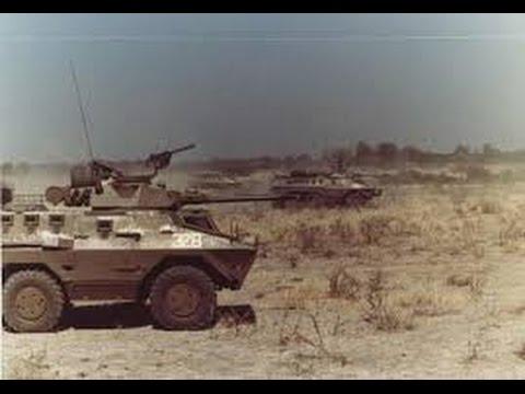 Angolan Bush War: (SAR Ambushed) Graviteam Tactics
