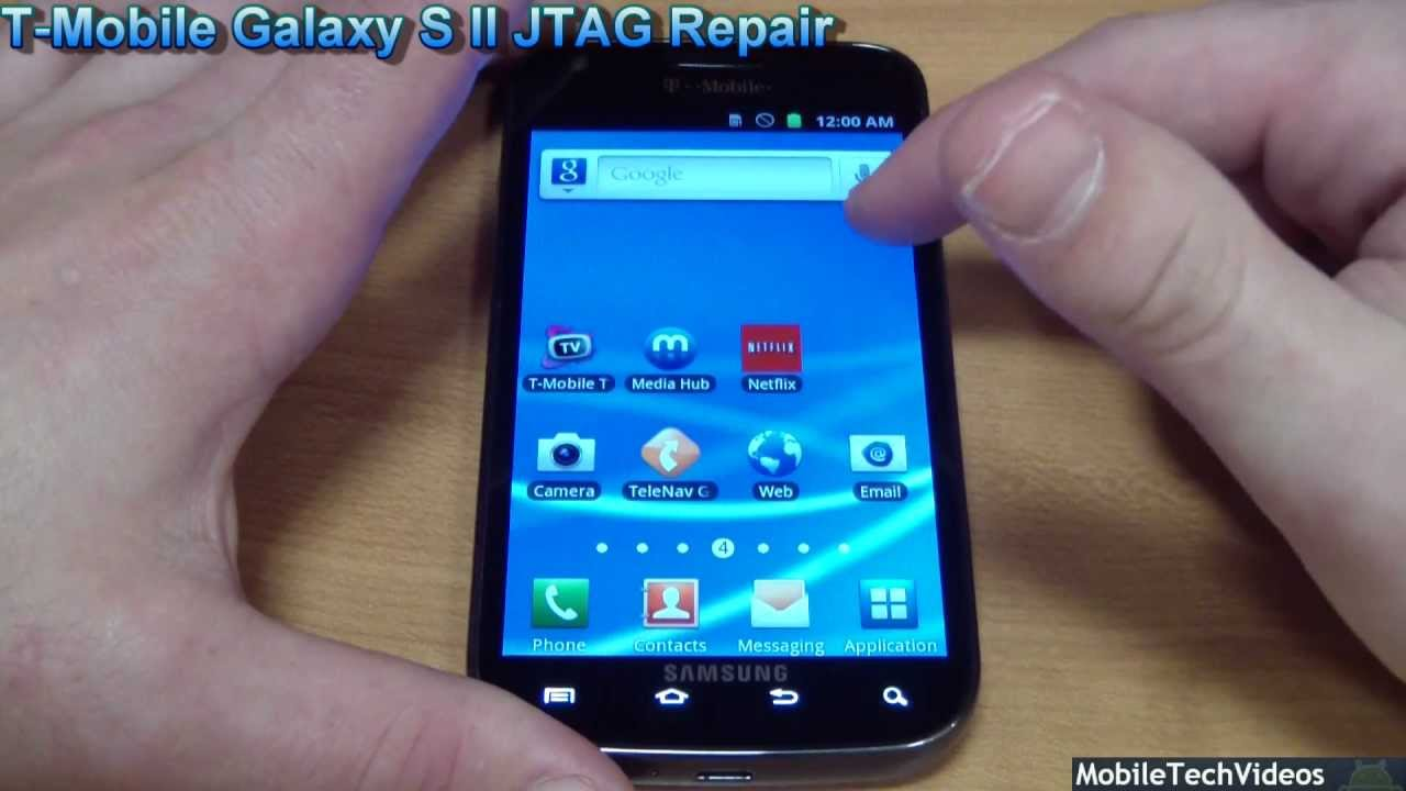 how to fix complete phone brick