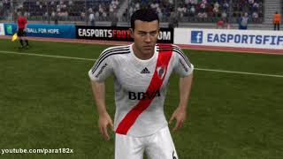 FIFA 13: River Plate Player Faces