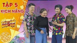 Tiếu lâm nhạc hội | Tập 7: Nhóm Kịch Nắng - tiết mục Thanh Xuân