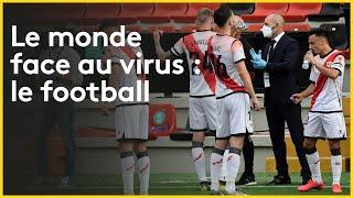 Reprise des championnats... En Europe, il y a les sevrés de #football et les autres...