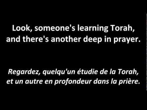 Abie Rotenberg & MBD - Neshome'le (lyrics and french translation)