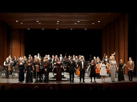 American River College Orchestra 2019 Aria and Concerto Winners Concert