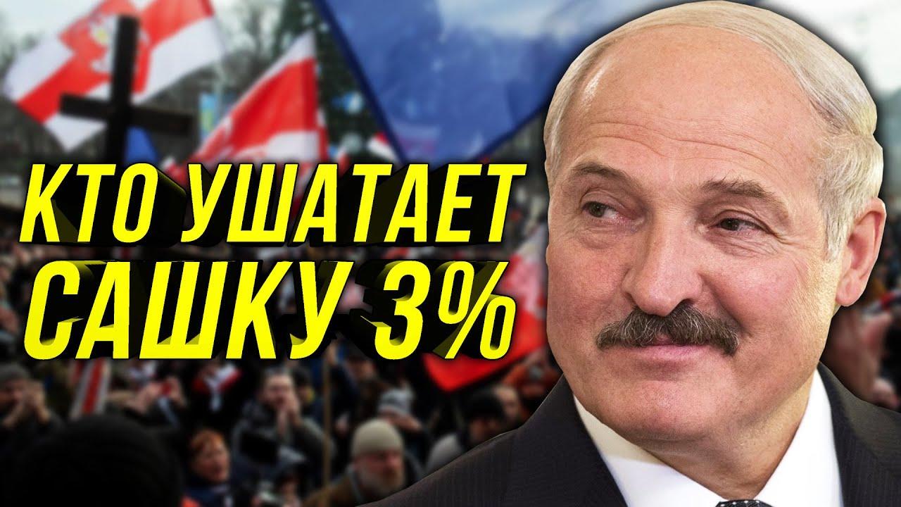 🔔Лукашенко Посадил Всех Своих Соперников/Усатый Путин Провоцирует Белорусский Майдан/97% Против
