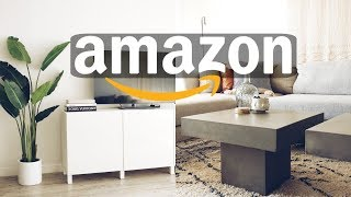 TRANSFORM YOUR ROOM WITH AMAZON HOME DECOR! (TRENDY + CUTE) 2019