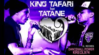 "KING TAFARI feat TATANE "" Zot Lé DéPisté "" Nov 2012 .( EXCLU KINGTA PROD ) Kl Records."
