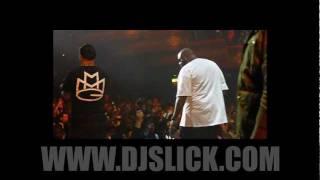 DJ Slick TV | DJ Slick Live At Rick Ross Concert In London/Manchester