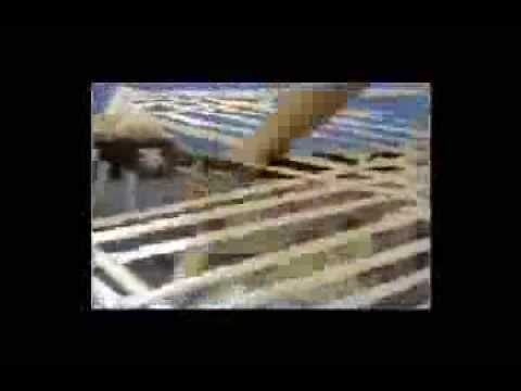 Re strapping a brown jordan tamiami chaise lounge youtube for Brown jordan tamiami chaise