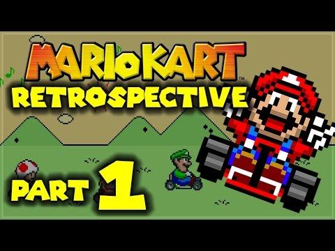 SUPER MARIO KART ! - Mario Kart Retrospective