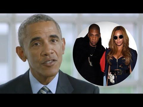 Did Barack Obama Just Reveal the Sex of Beyonce & Jay Z's Twins?