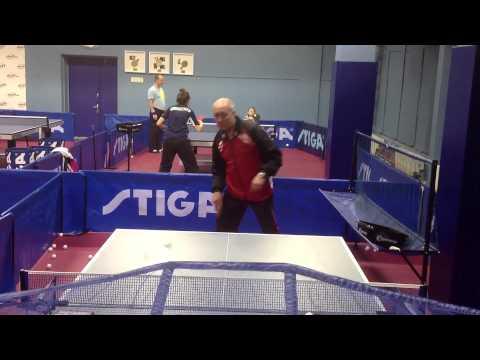 Зал настольного тенниса RUSTT