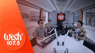 "Plethora performs ""Sa Musika"" LIVE on Wish 107.5 Bus"