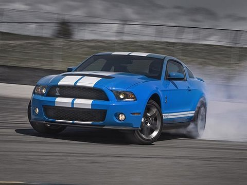 first test 2010 ford shelby gt500 youtube. Black Bedroom Furniture Sets. Home Design Ideas