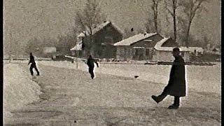 Breukelen Loosdrecht Netherlands winter 1938