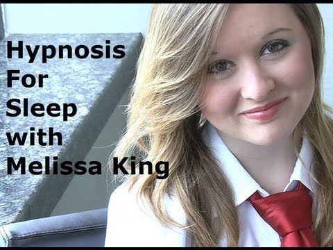 Hypnosis for Sleep with Melissa King - Lucid Dream of a beautiful blond girl ASMR (full session)