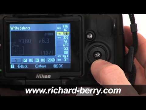 How to use a Nikon D5000