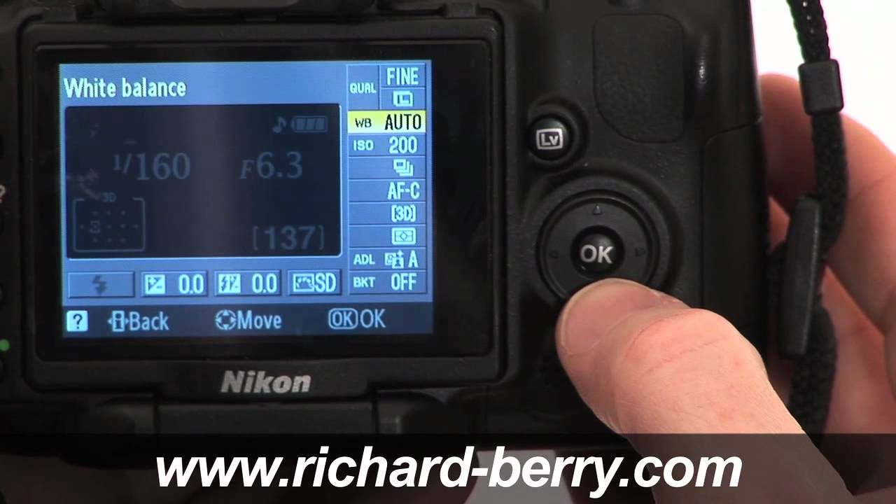 How To Use A Nikon D5000 Youtube Lens Parts Diagram Where Get For Slr
