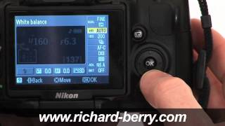 How to use a Nikon D5000