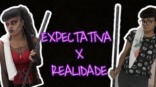 GOTICOS NA QUARENTENA l Expectativa X Realidade