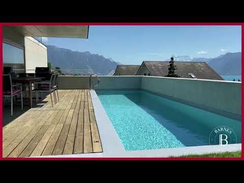 Superbe Villa Contemporaine à Vendre à La Tour-de-Peilz (VD)