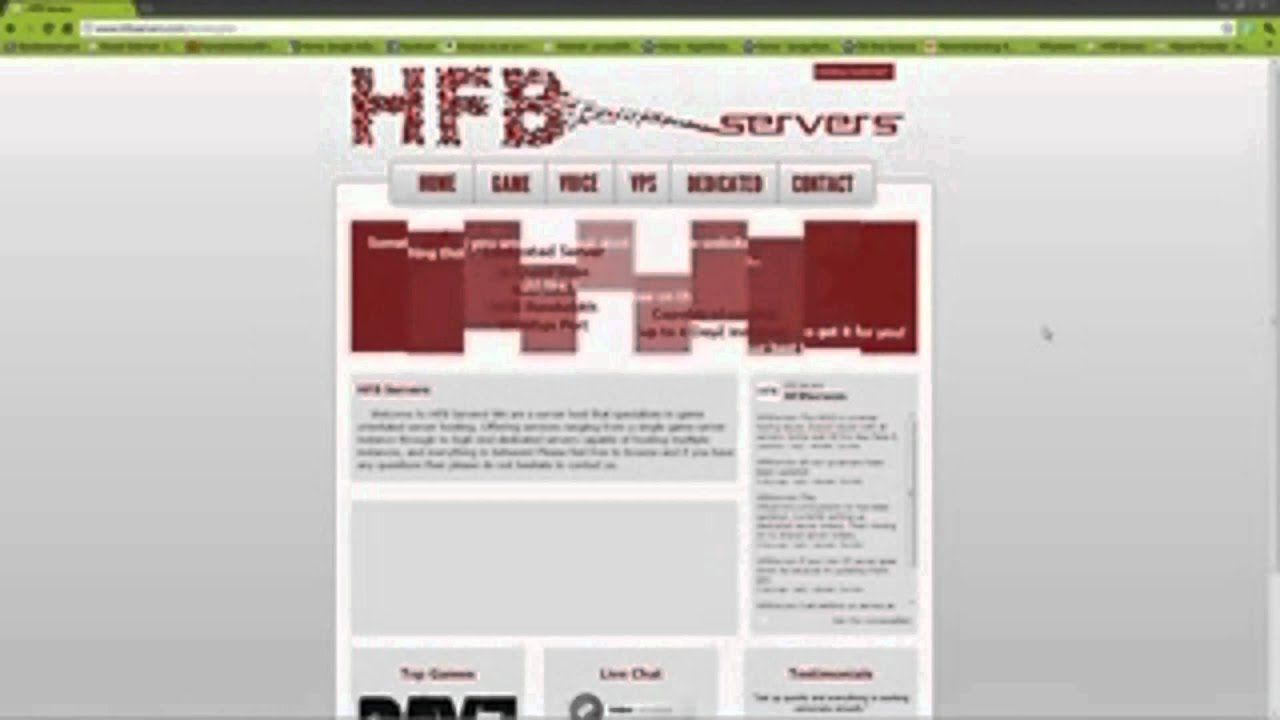 HFB Server hosting.... - Mod Servers ... - forums.dayz.com