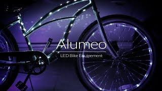 Alumeo | Équipement lumineux pour vélos