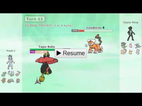 Smogon World Cup Of Pokemon Round 1 vs Gypsy King