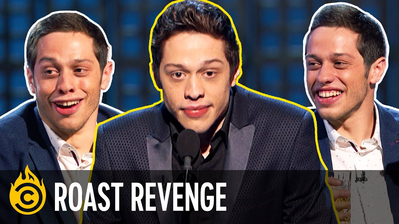 Download Pete Davidson's Best Comebacks – Comedy Central Roast