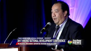 SUAB HMONG NEWS:  J. Koua Vang, Banquet Keynote Speaker at 2017 HND Conference