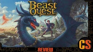BEAST QUEST - PS4 REVIEW